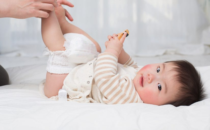 Diaper Rash Remedies And How To Get Rid It