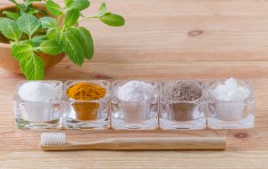 ingredients for home made natural mouthwash for toothache
