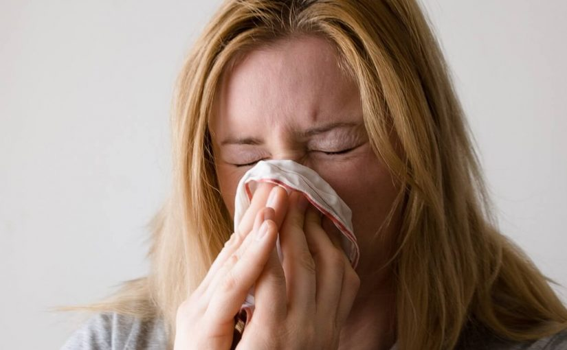 Home Remedy When There Is Blood When Blowing Nose