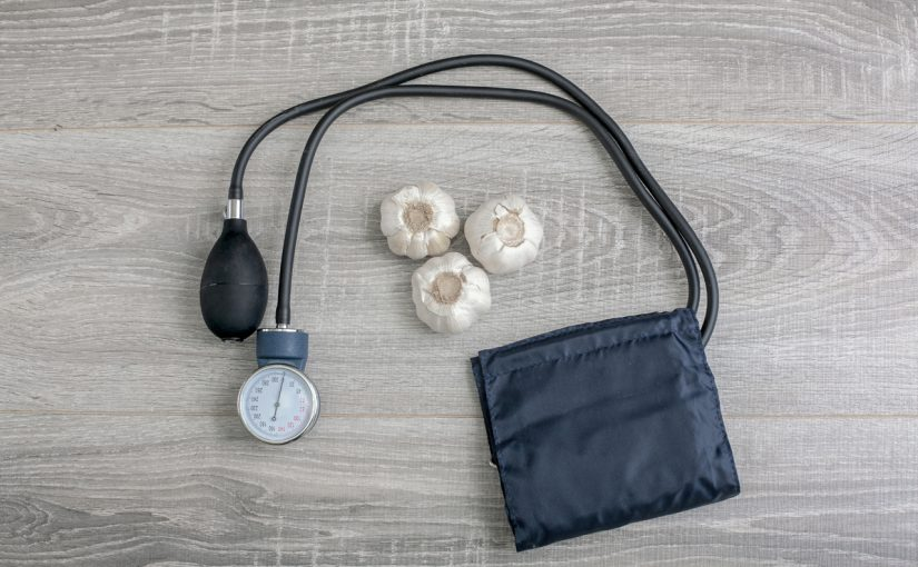 Use Garlic To Combat High Cholesterol Levels And Blood Pressure