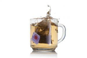 dental kit tea bag
