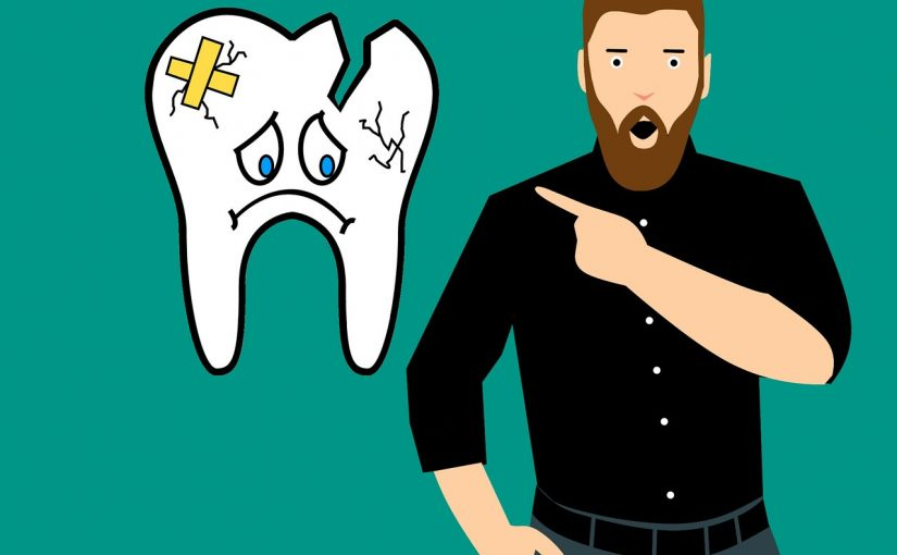 How To Fix Broken Tooth At Home
