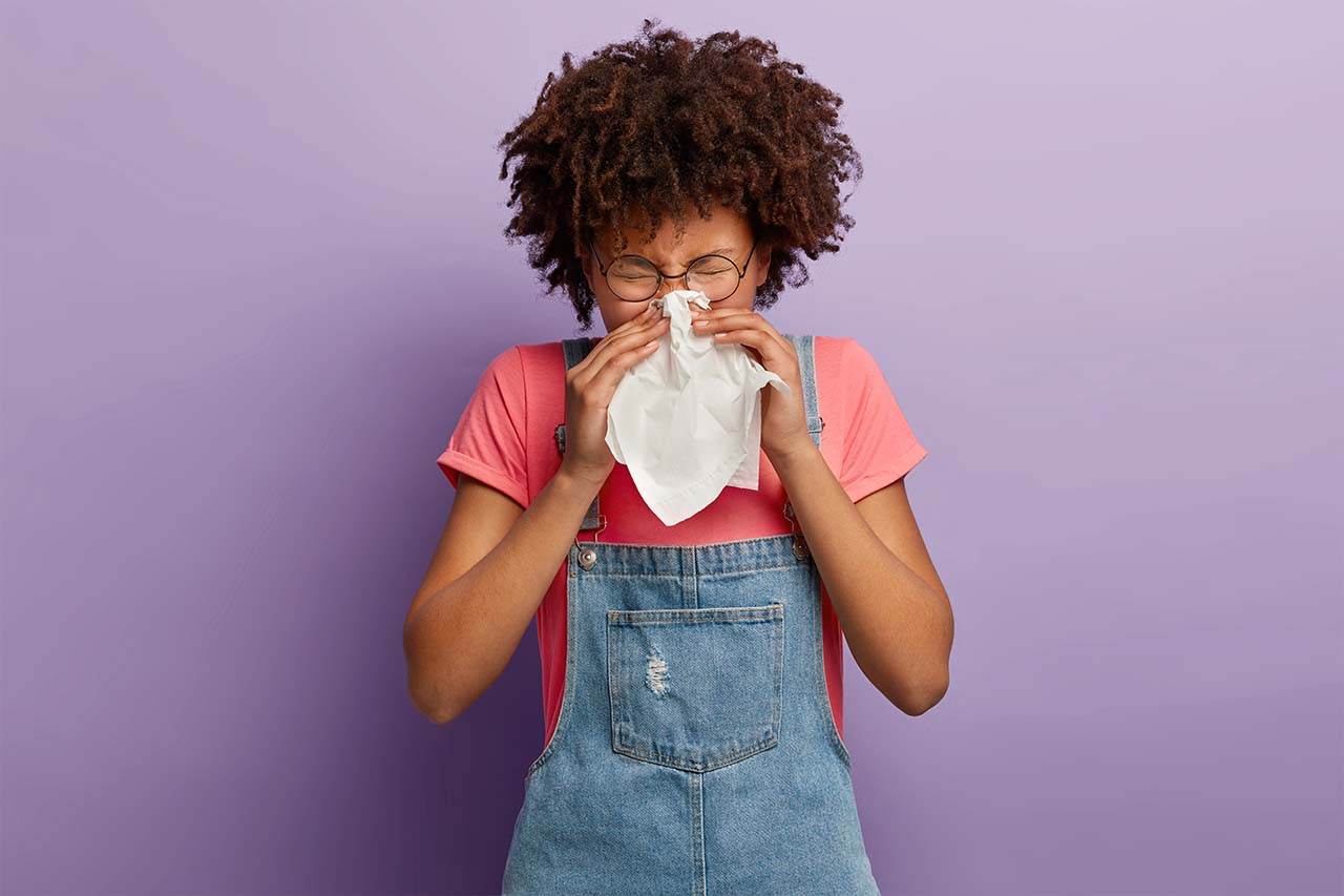 Runny Nose Home Remedy: Nasal Congestion After Getting Rhinoplasty